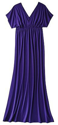 Mossimo Womens Kimono Maxi Dress - Assorted Colors