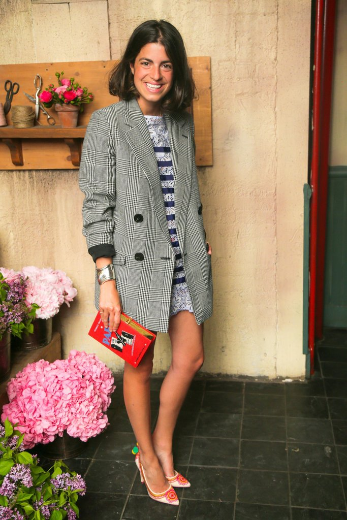 Leandra Medine at Ferragamo's launch of L'Icona in New York. Source: David X Prutting/BFAnyc.com