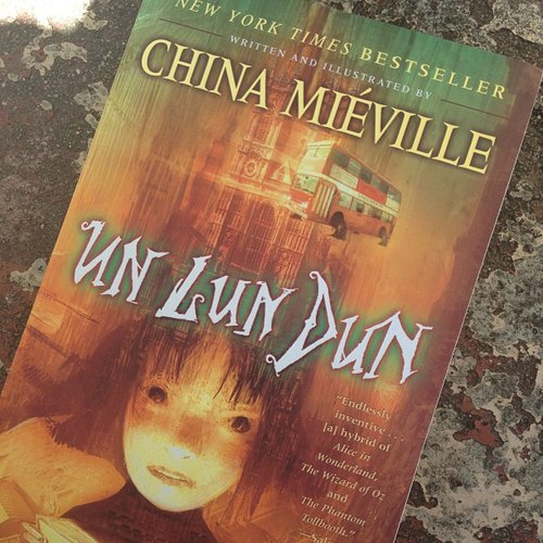 "Susimay noted while reading China Miéville's Un Lun Dun that it was a ""perfect weekend for reading in the sun."""