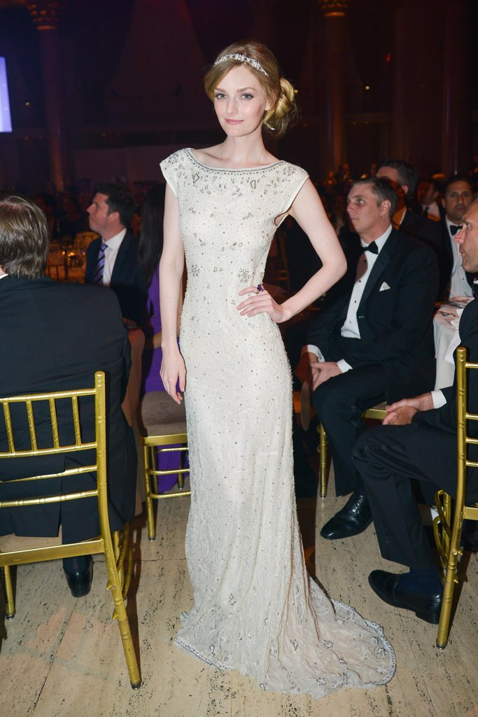 Lydia Hearst at the 2013 Operation Smile event in New York. Source: Madison McGaw/BFAnyc.com