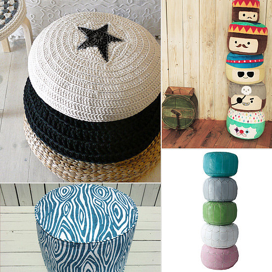 12 Perfect Poufs For Kiddie Playrooms