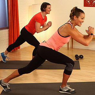 10-Minute Cardio, Legs, and Butt Workout | Video