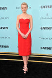 Carey Mulligan wore Fall 2013 Lanvin at The Great Gatsby's premiere in New York.