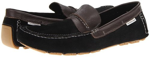 Calvin Klein Jeans - Grant (Black/Dark Brown) - Footwear