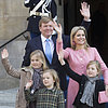 Dutch Royal Family Celebrates Inauguration