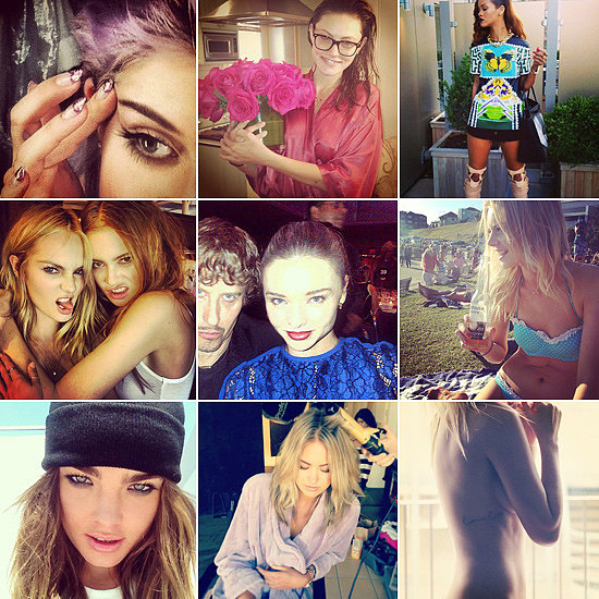 Fashion & Beauty Candids: Jesinta, Candice, Miranda & More!