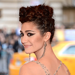 Emmy Rossum Hair at Met Gala 2013 | Red Carpet
