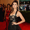 Nina Dobrev Pictures in Monique Lhuillier at 2013 Met Gala