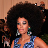 Solange Knowles Hair at Met Gala 2013 | Red Carpet