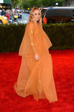 Ashley Olsen at the 2013 Met Gala.