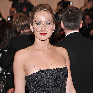 Jennifer Lawrence Hair at Met Gala 2013 | Red Carpet
