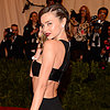 Miranda Kerr Shows Skin in Michael Kors at 2013 Met Gala