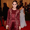 Kristen Stewart at the Met Gala 2013