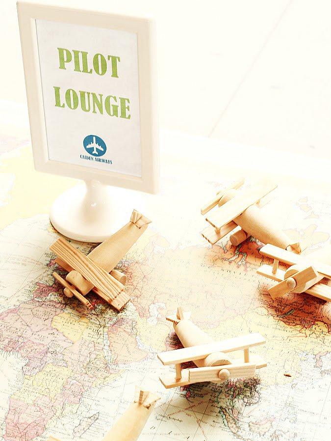 Pilot Lounge