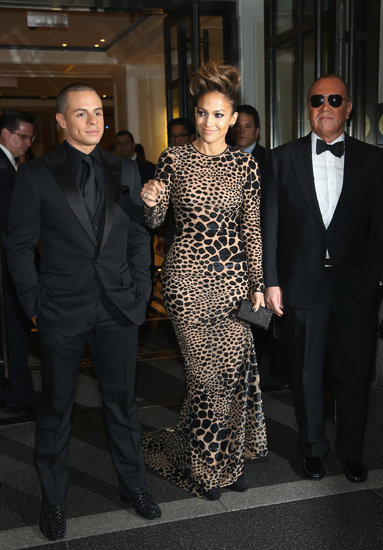 Jennifer Lopez Brings Two Dates to the Met Gala Red Carpet