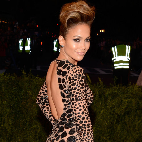 Jennifer Lopez at the Met Gala 2013
