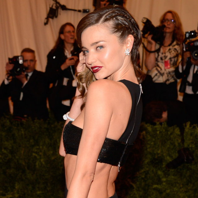 Miranda Kerr at the 2013 Met Gala Pictures