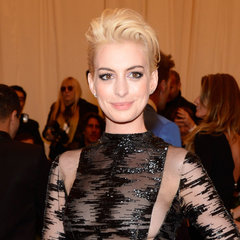 Celebrity Punk Style on 2013 Met Gala Red Carpet