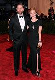 John Krasinski and Emily Blunt at the Met Gala 2013.