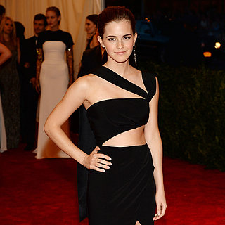 Emma Watson on Met Gala 2013 Red Carpet