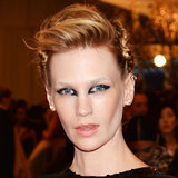 January Jones Hair at Met Gala 2013 | Red Carpet