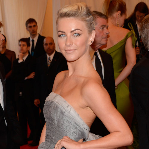 Julianne Hough on Met Gala 2013 Red Carpet