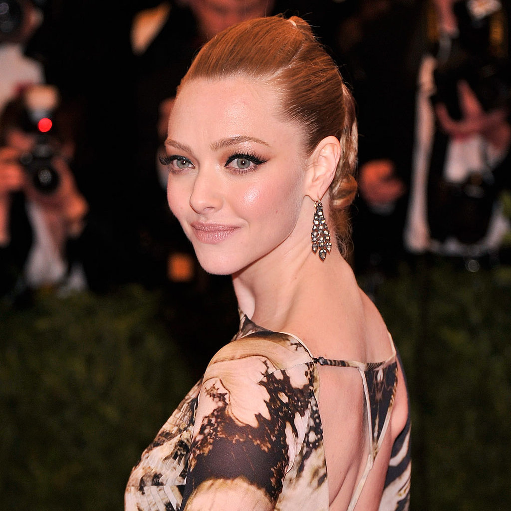 Amanda Seyfried on Met Gala 2013 Red Carpet