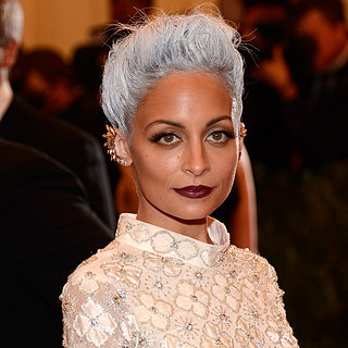 Met Gala Punk Hair and Makeup 2013