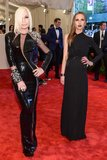Donatella Versace and Allegra Versace at the 2013 Met Gala. Source: Joe Schildhorn/BFAnyc.com
