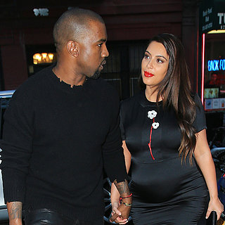 Kim Kardashian and Kanye West Together in NYC | Photos
