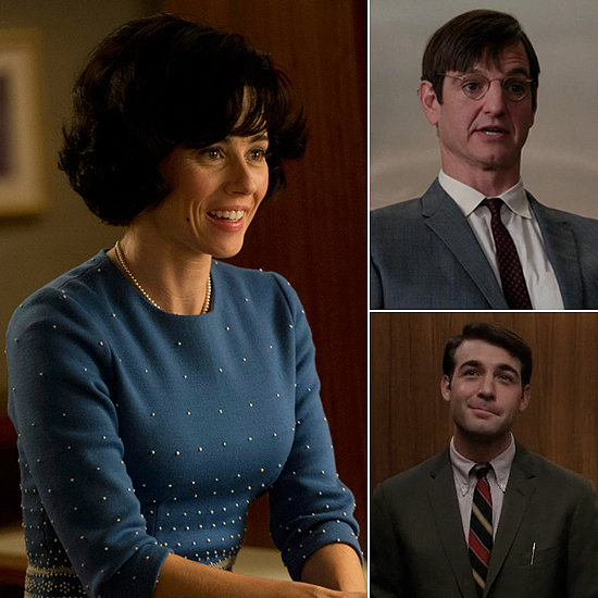 Mad Men: Why You Recognize These Recent Guest Stars