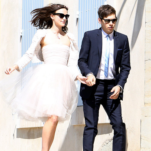 All the Details on Keira Knightley's Recycled Wedding Dress!