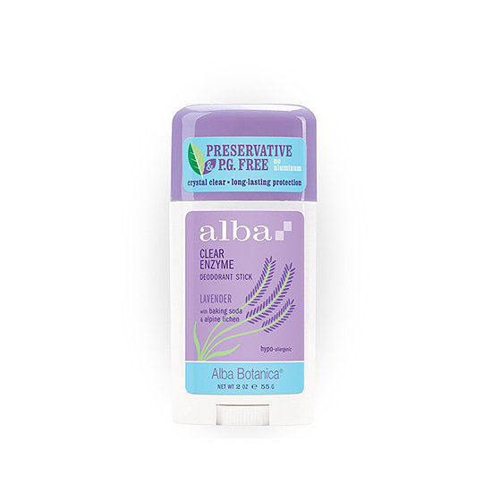 Girls with sensitive skin should reach for Alba Botanica Lavender Deodorant Stick ($7), which is formulated with aloe vera to soothe.