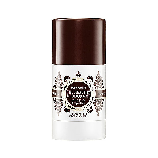 Clinical-strength deodorant on a budget is within reach thanks to Lavanila's The Healthy Deodorant in Pure Vanilla ($8). It smells divine, too.