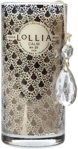 Lollia Calm Petite Perfumed Luminary