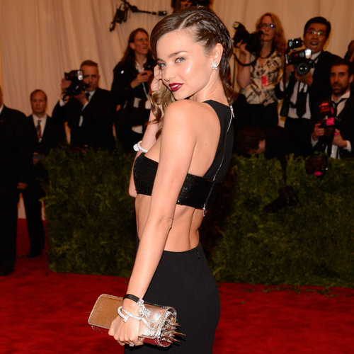 The Sexiest Looks from the 2013 Met Gala Red Carpet