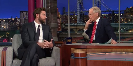 John Krasinski Spills on His Arrested Development Gig