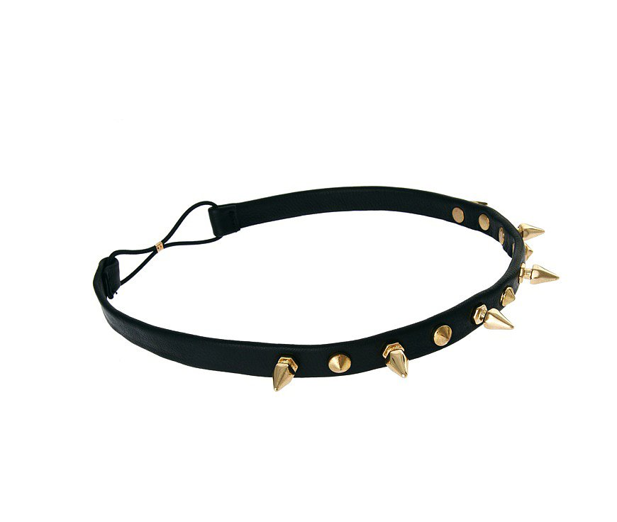Jaime King was another star who wore a spiked headband to the Met Gala. Get the look for less with this ASOS Spiked Headband ($17).
