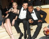 Lauren Santo Domingo, Riccardo Tisci, and Frank Ocean. Source: Neil Rasmus/BFAnyc.com