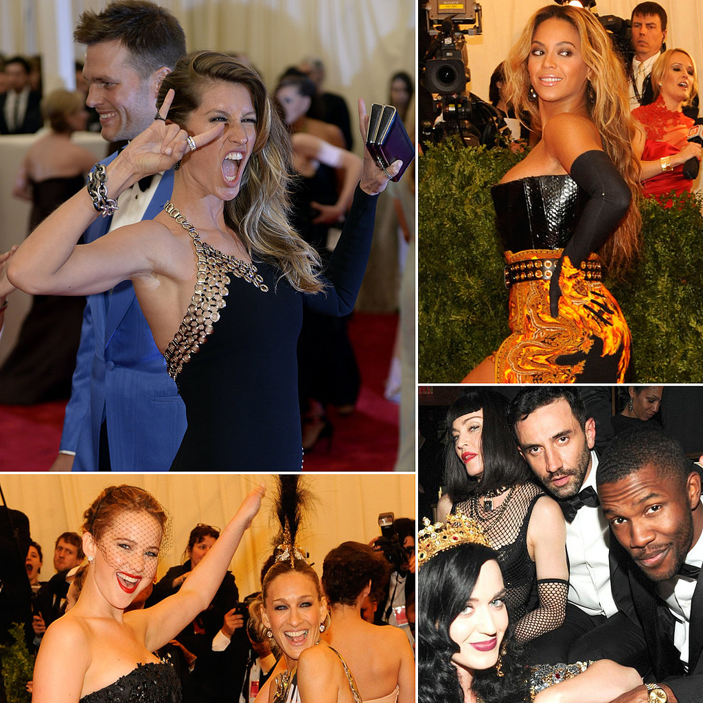 The 35 Best Pictures From the Met Gala!