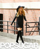 Blake Lively Struts Her Stuff on the NYC Streets