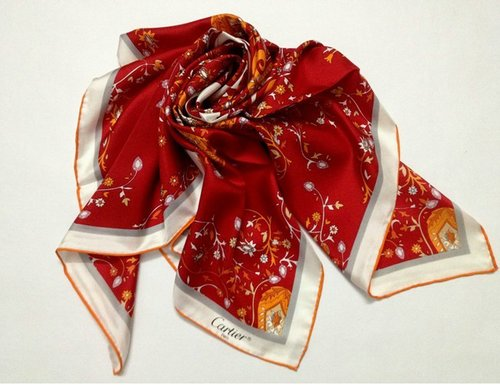 Cartier Women Scarves,Fashion Scarf for Lady
