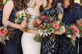Flapper-Inspired Bridesmaid Dresses