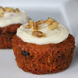 Healthy Vegan Carrot Cake Cupcake Recipe