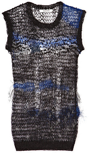 Rodarte Loose Hand Knit Sweater