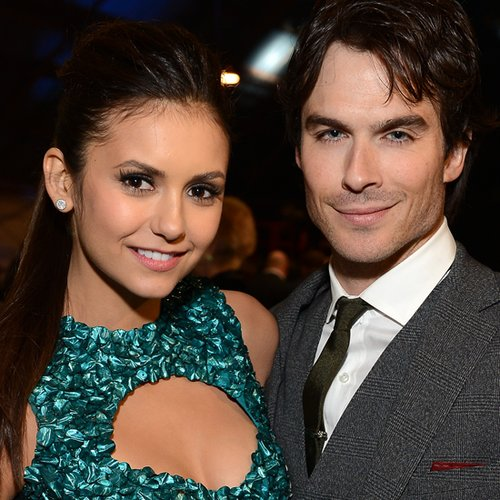 Ian Somerhalder and Nina Dobrev Break Up | Video