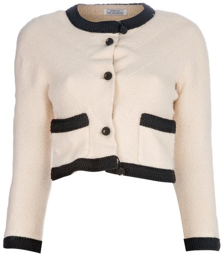 Chanel Vintage Cropped Jacket