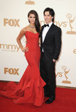 Nina Dobrev and Ian Somerhalder made a picture-perfect couple in September 2011 when they attended the Emmy Awards.