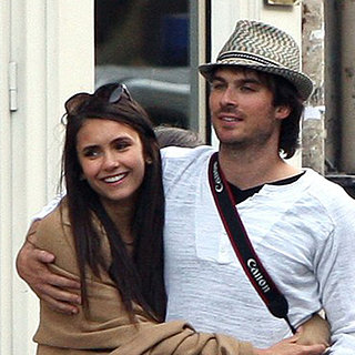 Ian Somerhalder and Nina Dobrev's Best Moments | Photos