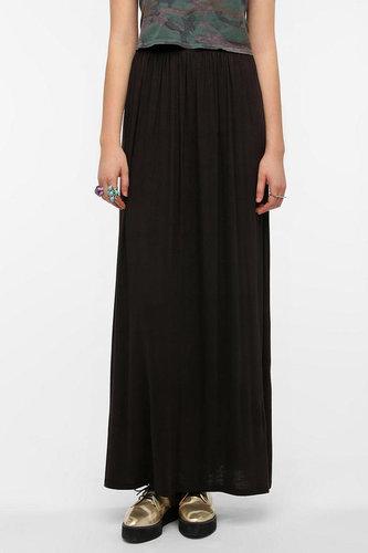 Sparkle & Fade Knit Maxi Skirt